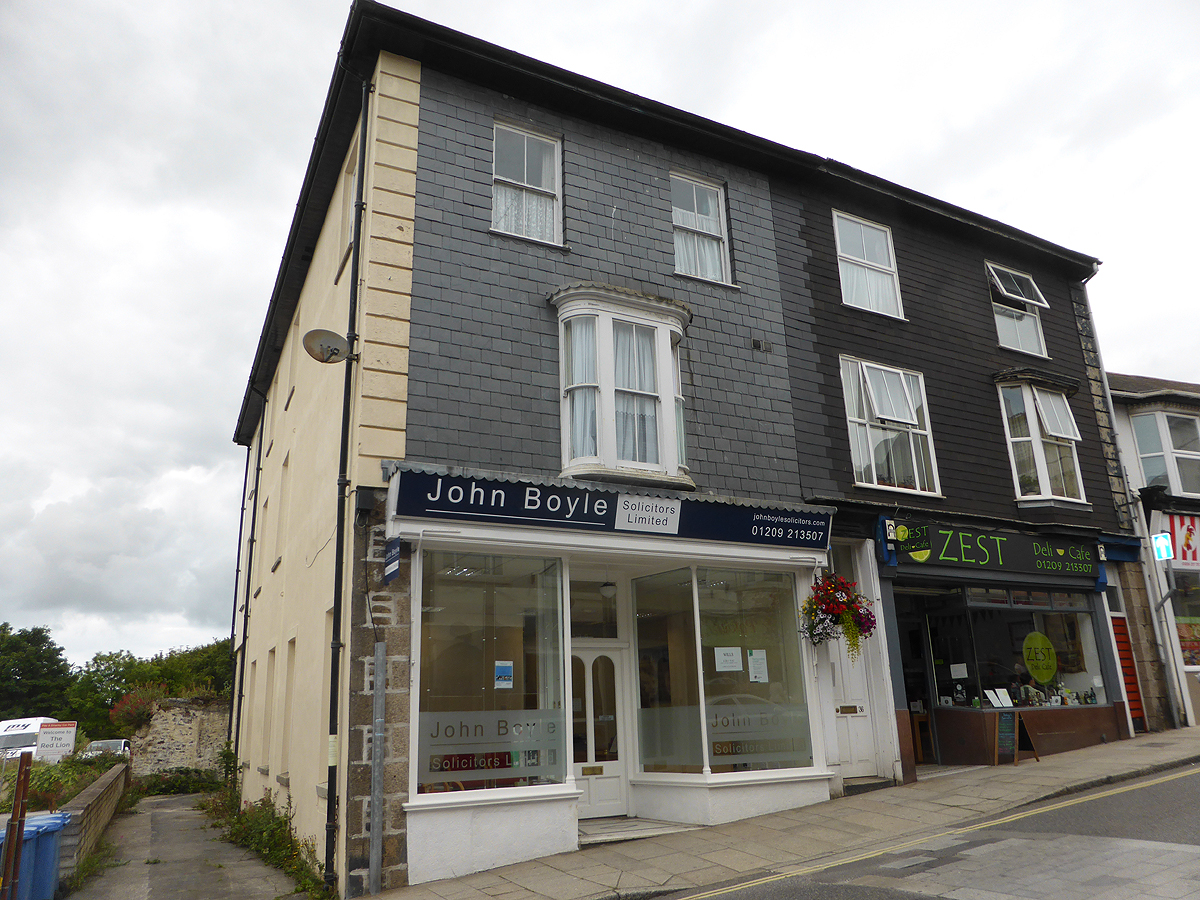 Fore Street, Redruth. TR15 2AE
